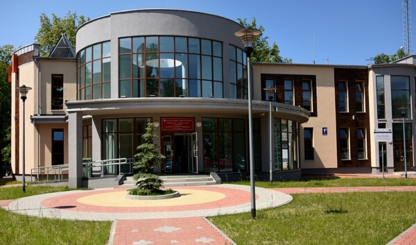 Faculty of Environmental Management of Bialystok University of Technology in Hajnówka